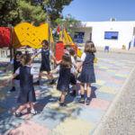 3 patios de juego del colegio entrenaranjos international school