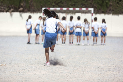 patios de juego del colegio entrenaranjos international school